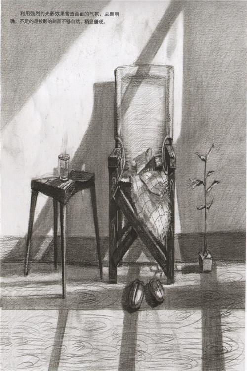 清华美院设计素描高分卷【收藏贴】 |北京京美考画室